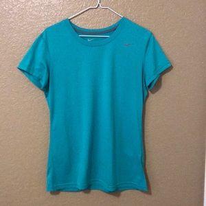 Nike Dri-Fit T-shirt - Size M - Color Teal
